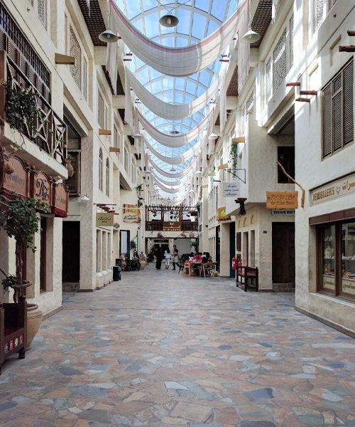 Al Aali Mall image Inside view